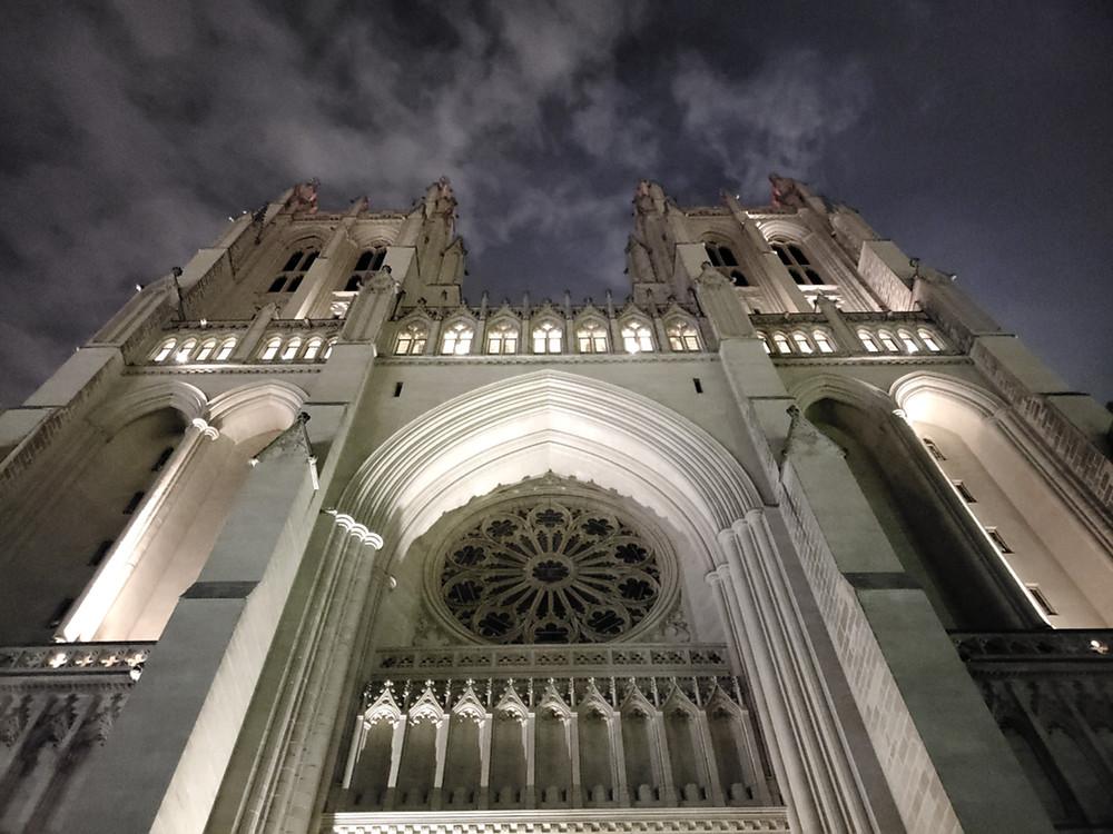 Washington National Cathedral!!