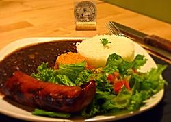 Square Meal featuring Kielbasa