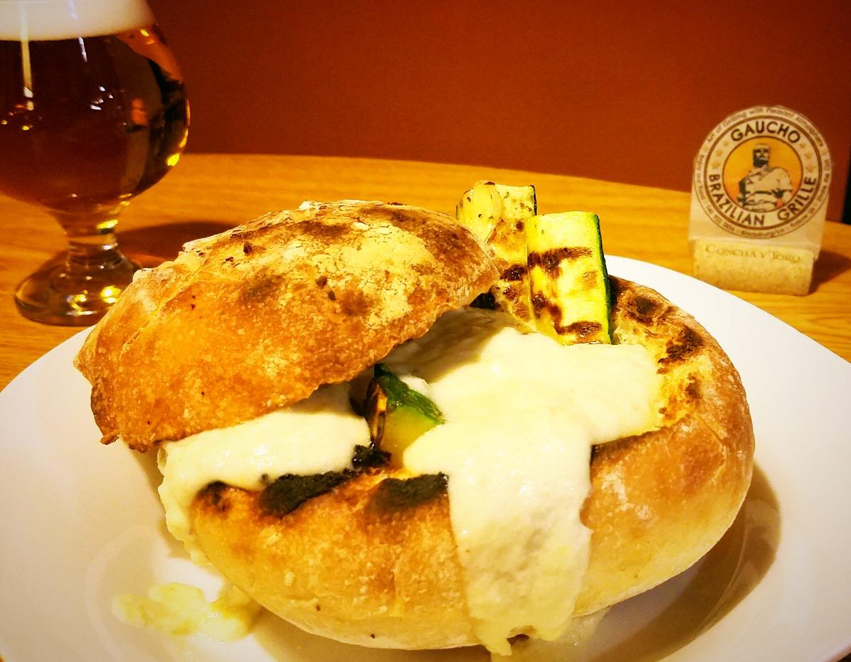 Gaucho's Bomb featuring Zucchini