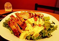 Salad Meal featuring Bisteca