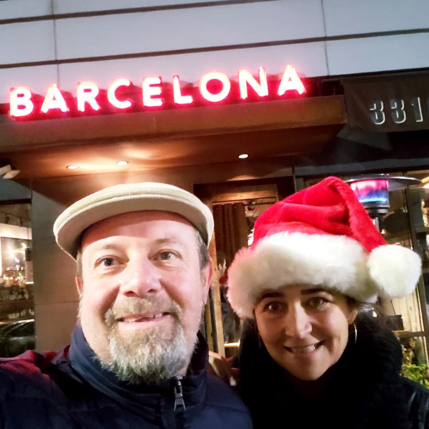Barcelona Wine Pub!!