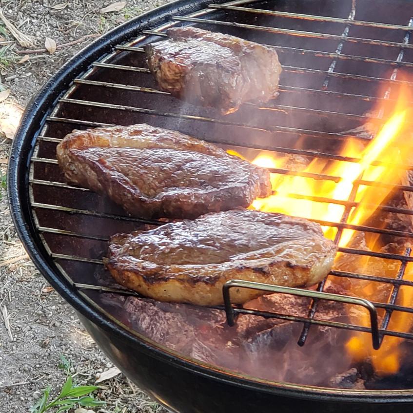 Picanha steaks!!