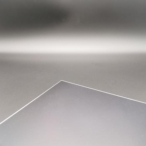 PET-G transparent 0,75mm A4