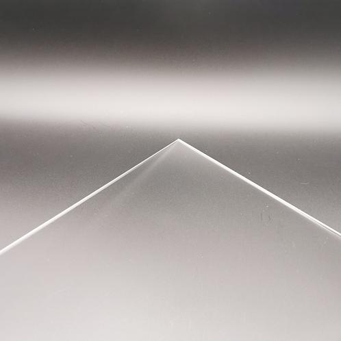 Acrylglas transparent 3mm A4