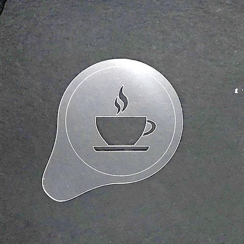 Cappuccino Topper