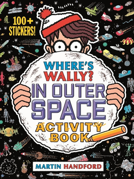 Wheres Wally In Outer Space