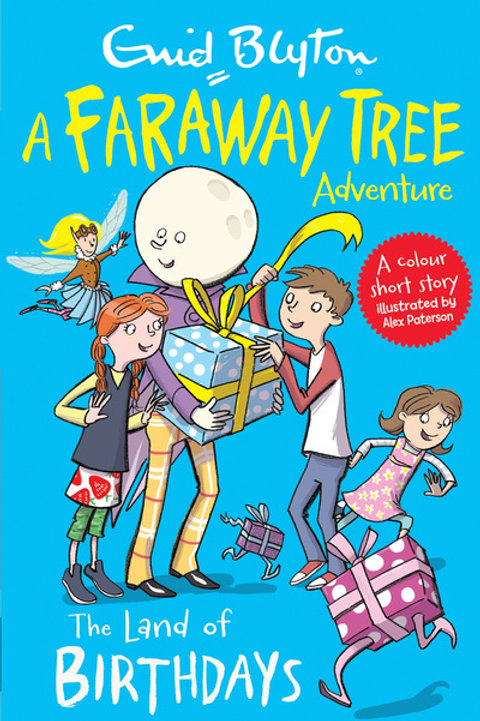 Faraway Tree The Land Of Birthdays