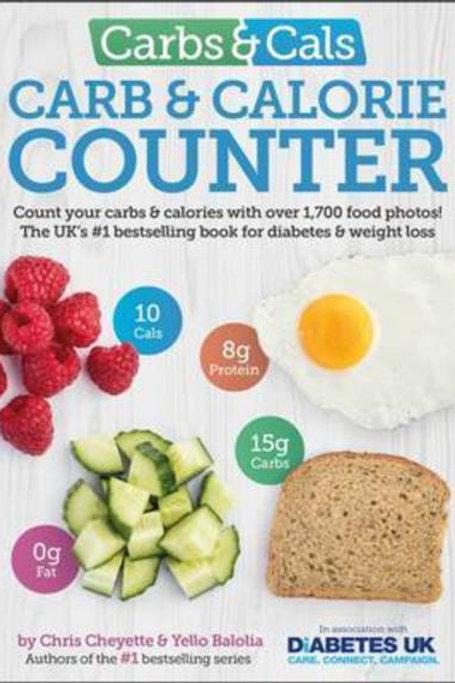 Carbs & Cals Carb & Calorie Counter 6th