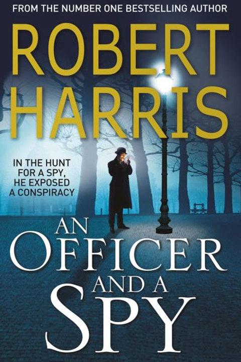 An Officer & A Spy