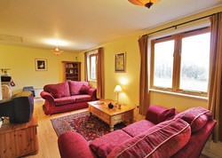 Lord Derby Cottage Living Area