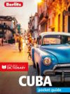 Berlitz Pocket Guide Cuba (Travel Guide with Dictionary)