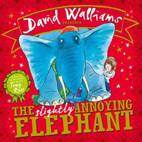 David Walliams presents The slightly annoying elephant