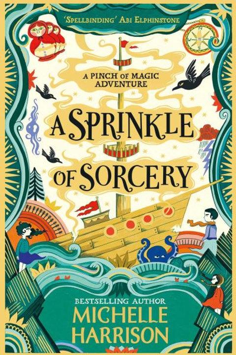 Sprinkle Of Sorcery