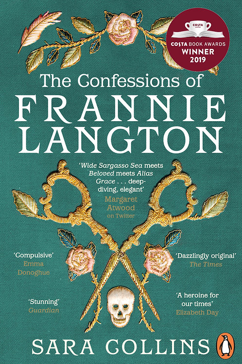 Confessions of Frannie Langton: The Costa Book Awards First Novel Winner 2019