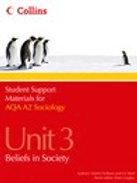 Alevel Sociology Aqa Cssm3 Beliefs Socie