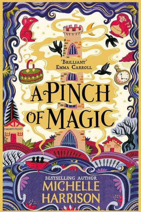 A PINCH OF MAGIC            PA