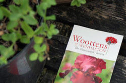 Woottens Plants Trifold Leaflets