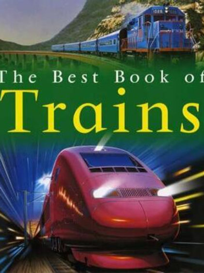 Best Book of Trains