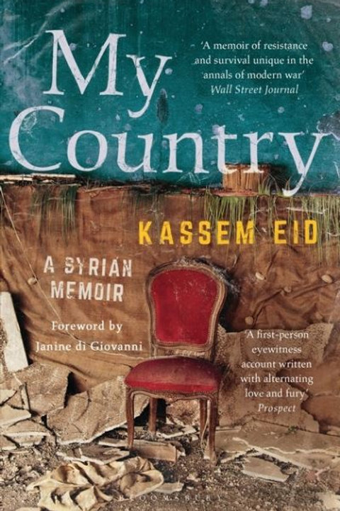 My Country: A Syrian Memoir