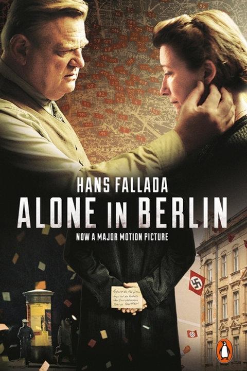 Alone In Berlin Film Tie In