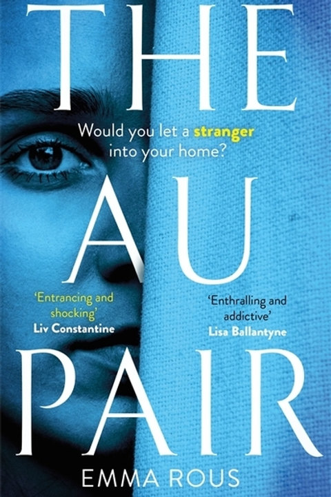 Au Pair: A spellbinding mystery full of dark family secrets