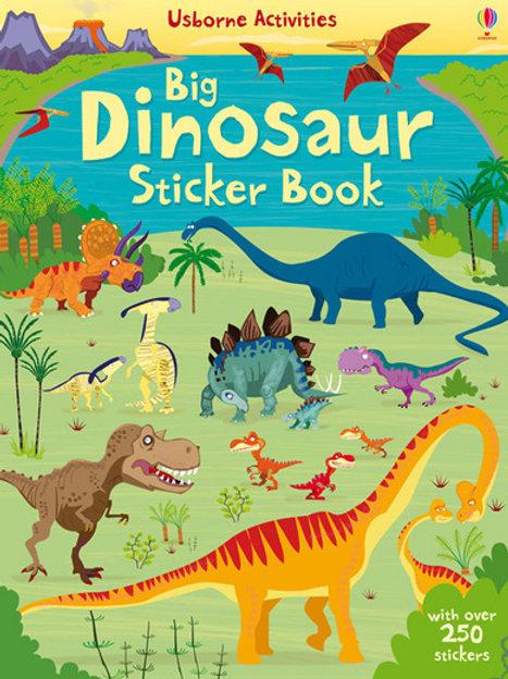 Big Dinosaur Sticker Book