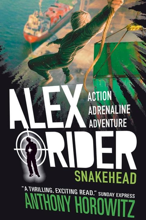 Alex Rider Bk 7 Snakehead 15th Anniversa