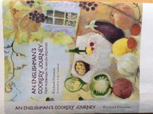 ENGLISHMAN'S COOKERY JOURNEY: From Aldeburgh to Aix en Provence