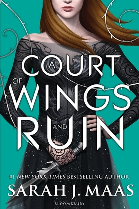 Court Of Thorns & Roses 3 Court Wings