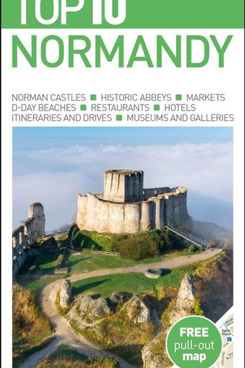 DK Eyewitness Travel Guide Normandy