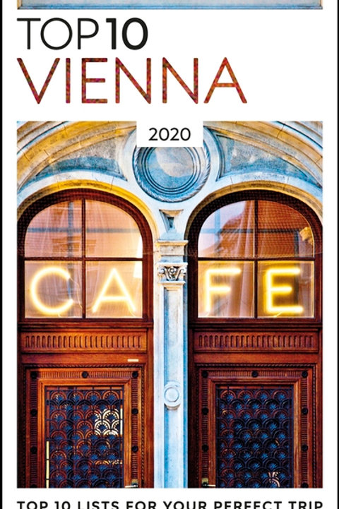 DK Eyewitness Top 10 Vienna: 2020