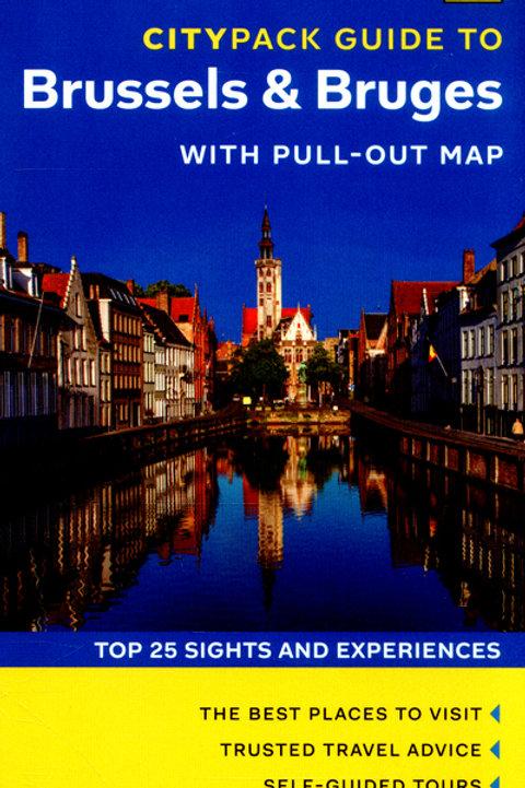 CityPack Brussels & Bruges 4th Ed