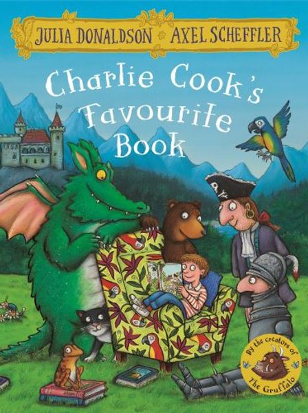 Charlie Cooks Favourite Book