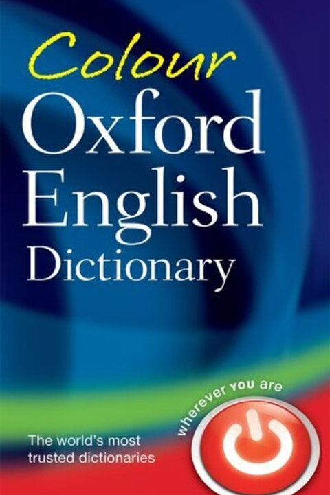 Colour Oxford English Dictionary 3rd