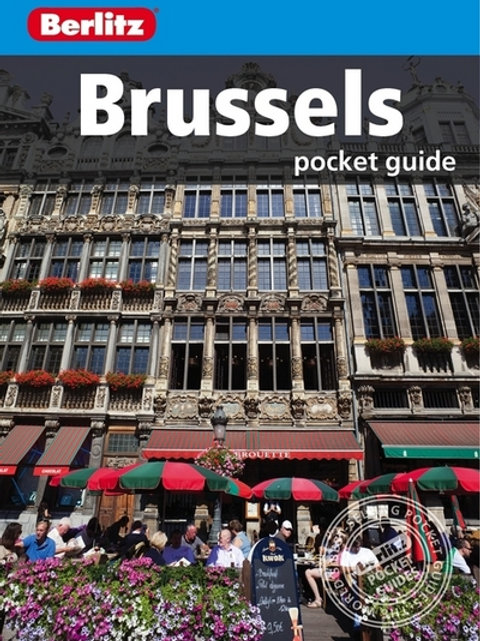 Brussels:Berlitz Pocket Guide