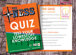 The Ness Quiz Booklet