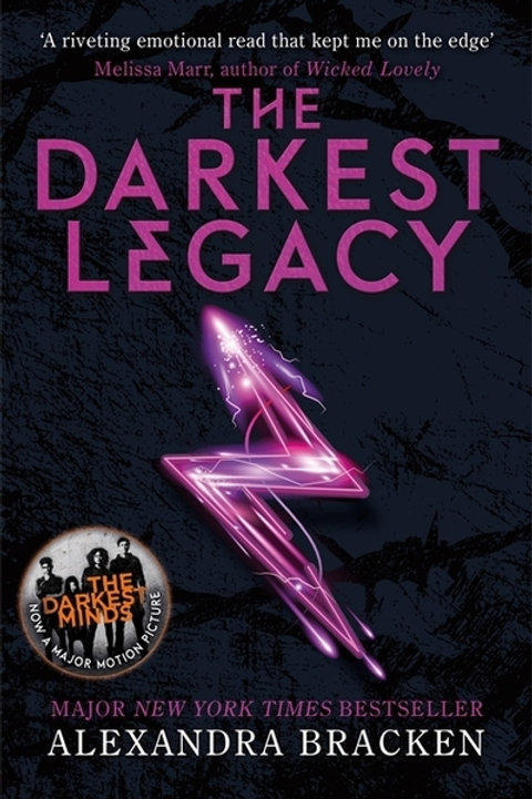 A Darkest Minds Novel: The Darkest Legacy: Book 4