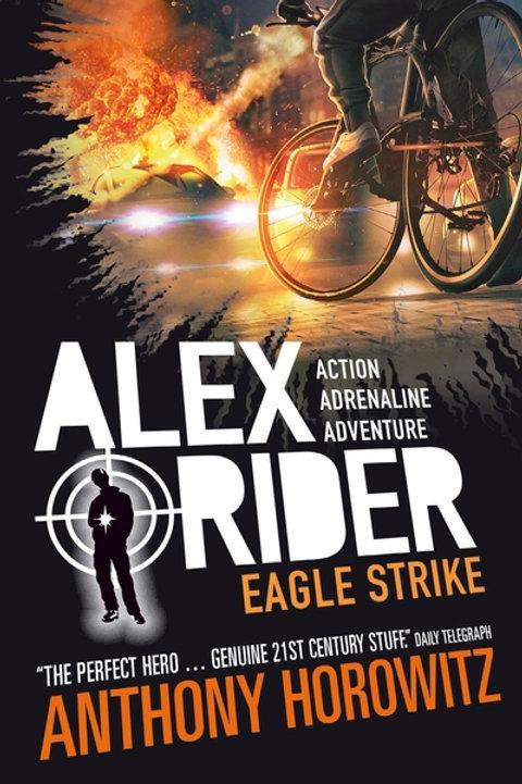 Alex Rider Bk 4 Eagle Strike 15th Annive