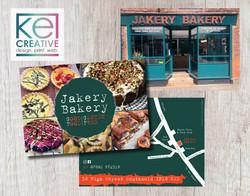 Jakery Bakery Postcards