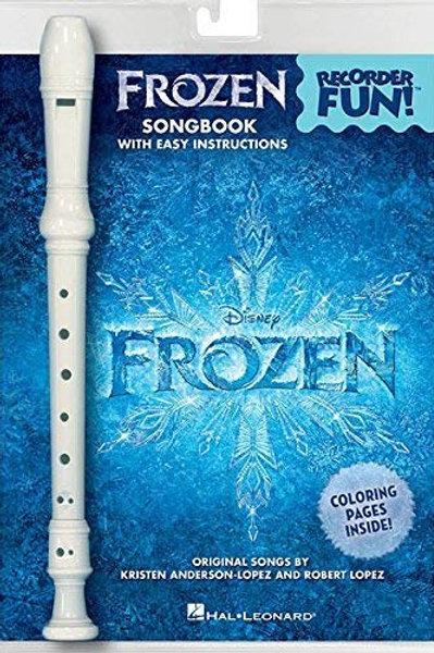 Frozen: Recorder Fun]