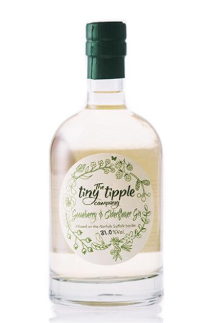 Gooseberry & Elderflower Gin Liqueur 500ml