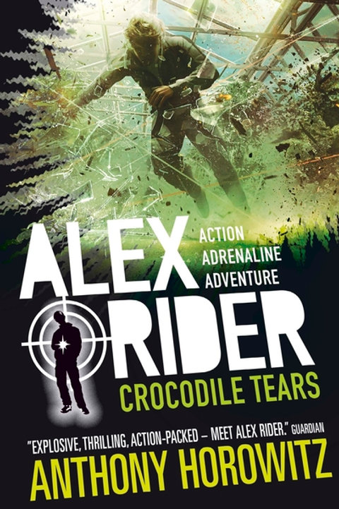 Alex Rider Bk 8 Crocodile Tears 15th Ann