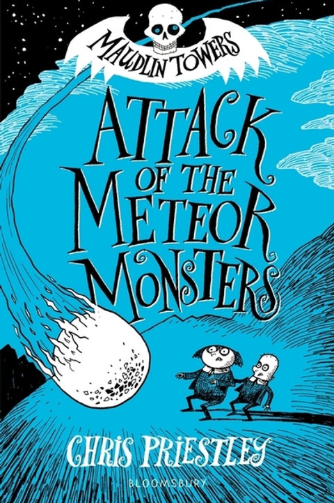 Attack Of The Meteor Monsters