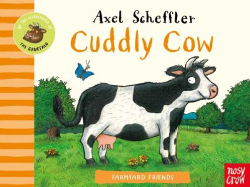Farmyard Friends: Cuddly Cow