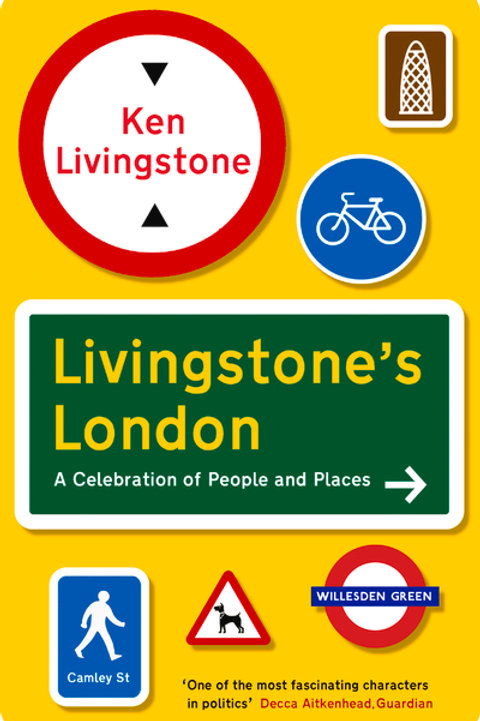 Livingstone's London - Cities Series