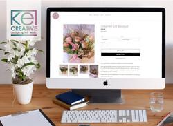 The Untamed Florist Website