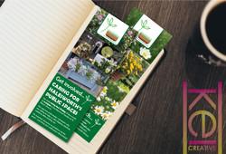 Halesworth in Bloom Bookmark