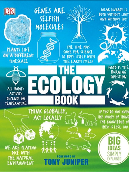 Ecology Book: Big Ideas Simply Explained