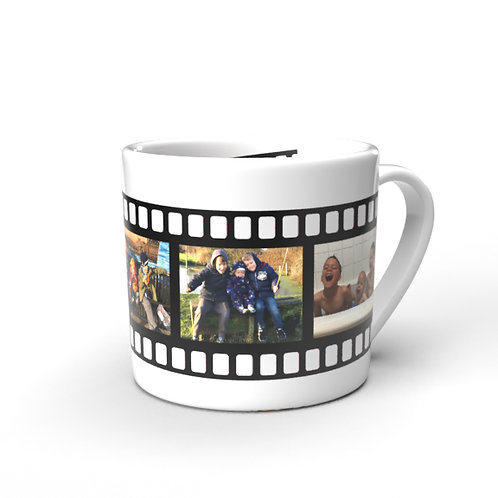 Customised Mug - Film strip