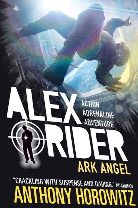 Alex Rider Bk 6 Ark Angel 15th Anniversa